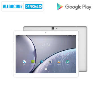 ALLDOCUBE M5X 10.1 Inch Android 8.0 Tablet PC MTK X27 2560*1600 IPS Deca core 4G Phone Call Tablets 4GB RAM 64GB ROM Dual WIFI - DISCOUNT ITEM  50 OFF Computer & Office