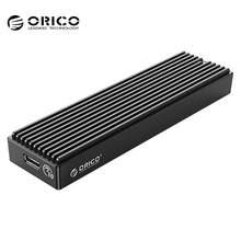 Orico m.2 nvme gabinete usb c gen2 10gbps pcie ssd caso m2 sata ngff usb caixa 10gbps ssd para 2230/2242/2260/2280 ssd