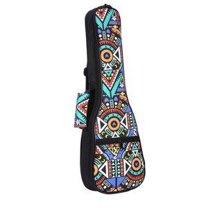 Double Strap Hand Folk Ukulele