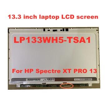 Free Shipping LP133WH5 TSA1 LP133WH5-TSA1 LP133WH5(TS)(A1) FOR HP Spectre XT Pro 13 LCD Screen 1366*768 LVDS  40pins ltn140at26 h02 ltn140at26 h02 screen lcd panel original new 1366 768 lvds 40pins