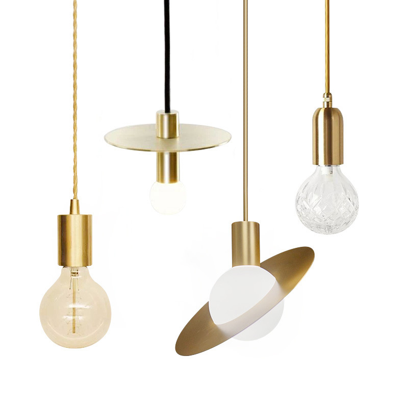 modern pendant lights luminaria rope Home Decoration E27 Light Fixture bedroom luminaire suspendu