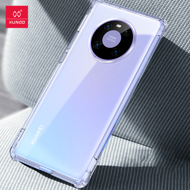 Case For Huawei Mate 40 Pro 40 Pro+ Cases Shockproof Cover Protective Transparent Shell Airbag Bumper Case For Mate 40