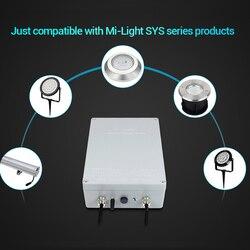 Miboxer SYS-PT1 1-kanał hosta skrzynka sterownicza kontroler led 2.4G bezprzewodowy pilot zdalnego aplikacja na smartfona Amazon Alexa głos DMX512 kontroli