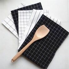 2021 1pc colorfast foto pano de fundo casa cozinha gourmet guardanapo toalha de chá toalha de cozinha