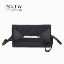 цена на ISXTW Envelope Clutch Bag Women Birthday Party Evening Clutch Bags For Women Ladies PU Leather Shoulder Bag Purse Female/ A49