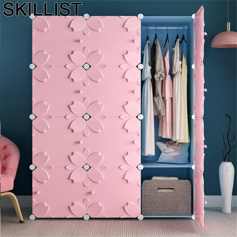 Bedroom Furniture Wardrobe Armoire Closet Meble Armario Chambre Mueble-De-Dormitorio title=