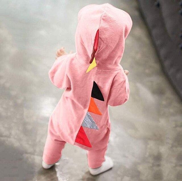Baby Dino Onesie 3