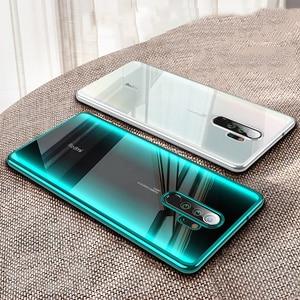 Image 1 - For Xiaomi Redmi Note 8 Pro Case Laser Plating Luxury TPU Soft Clear Cover Xiomi Xiaomi Mi Redmi Note 8 T 8T Note8 8A Phone Case