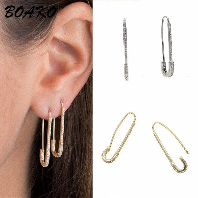 boucle d'oreille epingle