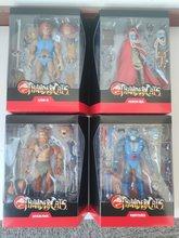 Figurines de Super héros One:12 en PVC, Super héros, thunderchats, Lion-O, jouet, poupée, cadeau