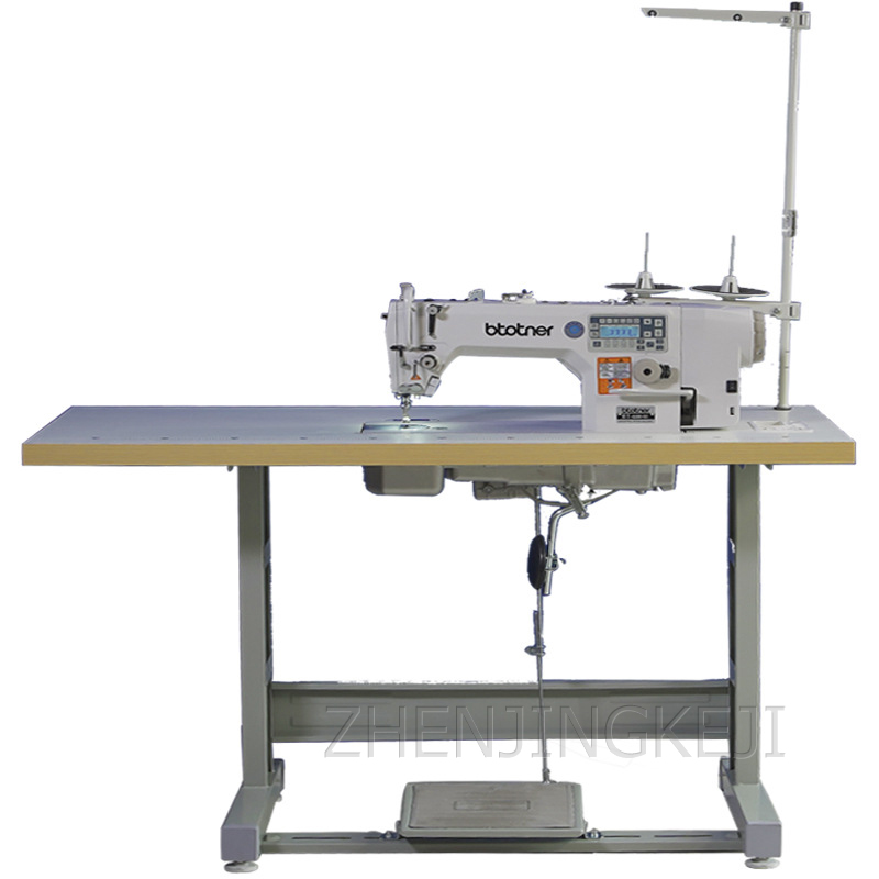 Fully Automatic Industry Sewing Machine Automatic Multifunction Lockstitch Sewing Machine Stitch Car Electric Sewing Machine