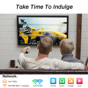 Image 4 - Transpeed Android 10 TV BOX 2.4G&5.8G Wifi 32G 64G 128G 4k 3D Bluetooth TV receiver Media player HDR+ High Qualty Very Fast Box