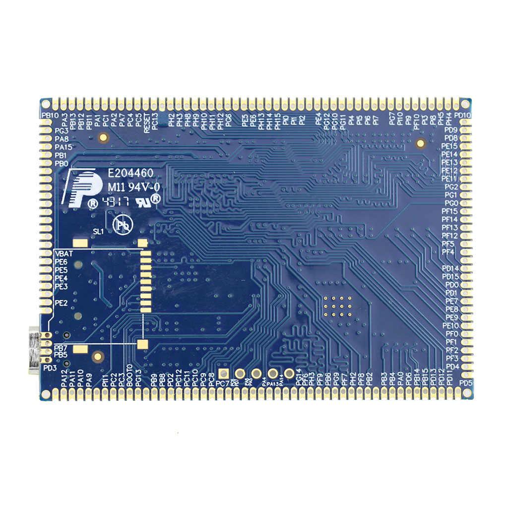 ミニ STM32F767 コアボード STM32F767IGT6 STM32H743IIT6 と互換性