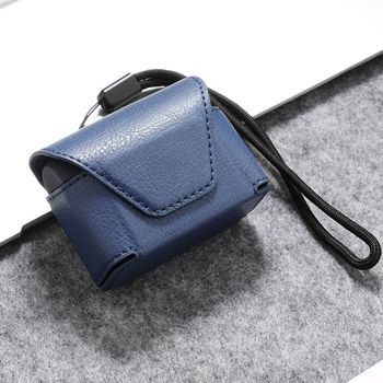 Leather Case Full Storage Bag Box With Strap For Jabra Elite Active 65t Headset Buy At The Price Of 3 66 In Aliexpress Com Imall Com