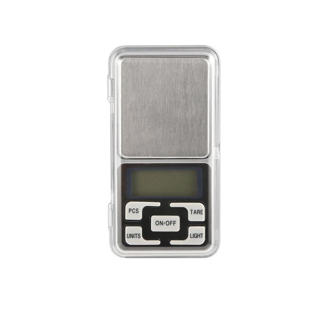 1pcs New 500g 0.1g Scale Electronic Mini Digital Pocket Weight Jewelry Diomand Balance digital scale scale jewelry