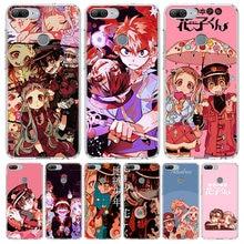 Hanako – Coque de téléphone kun, compatible avec Huawei Honor 10 9 Lite Y9 Y5 Y6 Y7 2019 8X 8A 8S 7A 7X 10i 20i Pro V30 Art Coque