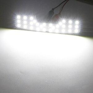 Image 5 - 2021 nuevo Interior del coche Lámpara de lectura LED techo para Ford Ecosport Focus 2 MK2 2007 2014