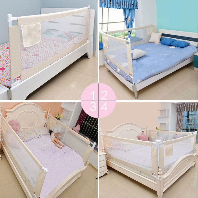 baby playpen bed safety rails for babies children fences fence baby safety gate crib barrier for bed kids  for newborns  infants 3