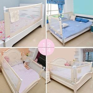 Image 3 - baby playpen bed safety rails for babies children fences fence baby safety gate crib barrier for bed kids  for newborns  infants