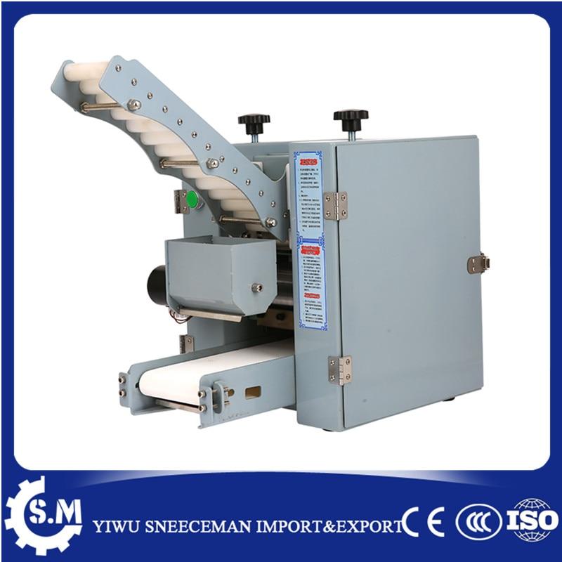 Imitation Hand Dumpling Machine Business Buns Wonton Skin Wrapper Machine Automatic Multi-function Suede Machine