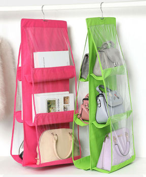 Pocket Foldable Hanging Bag 3
