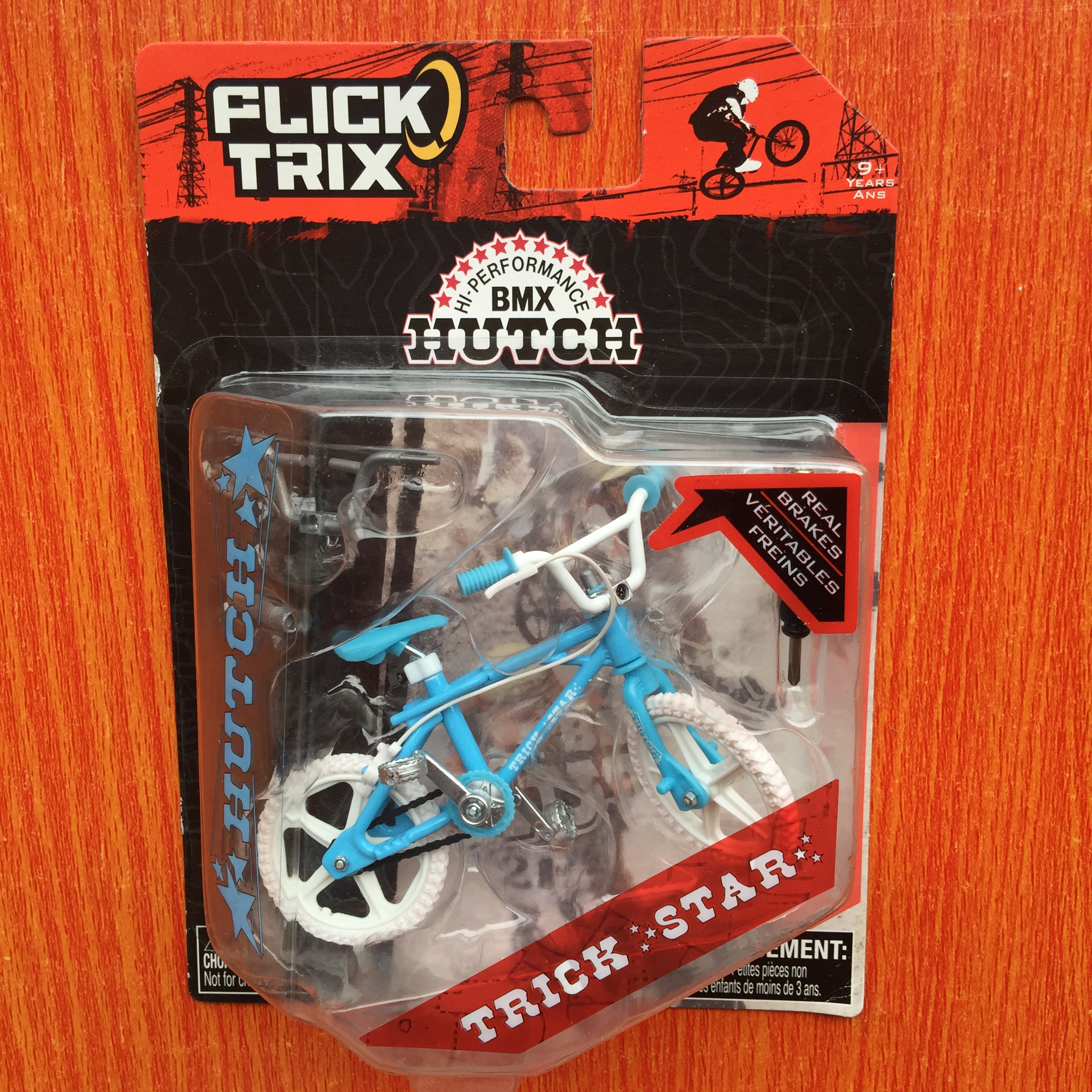 High Quality Mini Flick Trix Finger Bikes Bmx Toys For Children Boys Fun Gift FSB Bicycle Collector's
