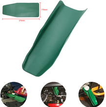 Flexible Draining Tool Oil Funnel, Oil Drain Funnel for Discharging Oil from Cars Trucks Motorcycle Funnel Drainage Oil Guide
