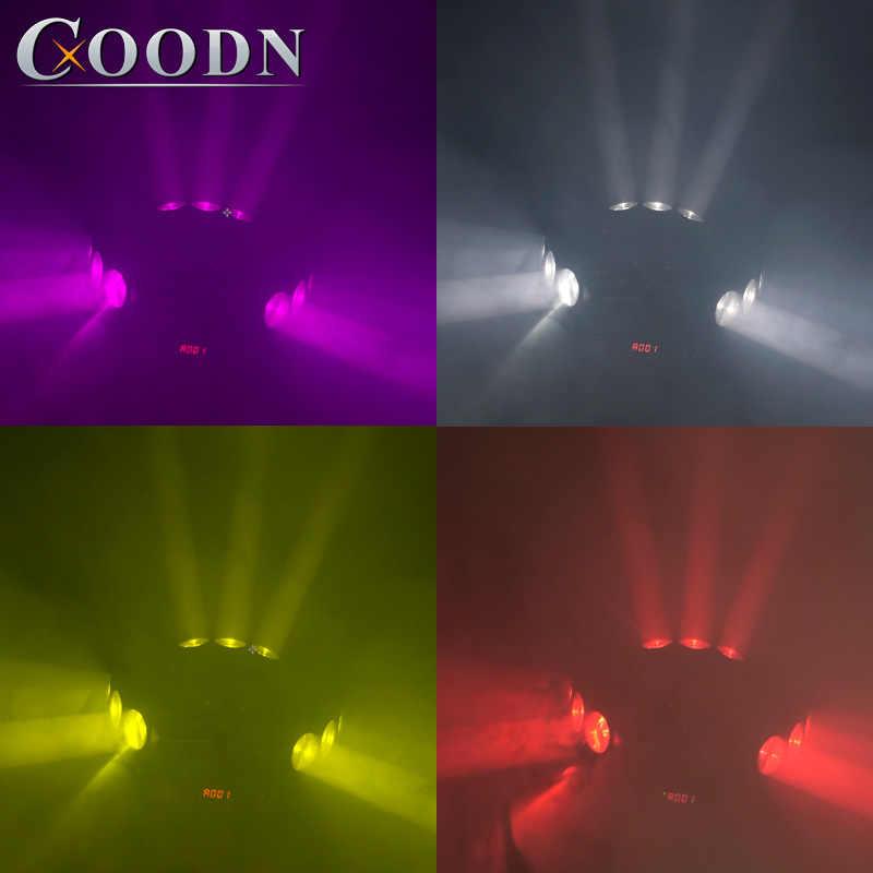Dj световой луч эффект светодиодный паук со вращающейся головой луч света