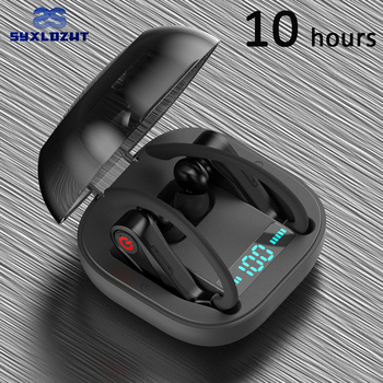 Auriculares inalámbricos deportivos Tws 5,0 auriculares Bluetooth con cancelación de ruido auriculares inalámbricos Bluetooth Para Iphone teléfono Android