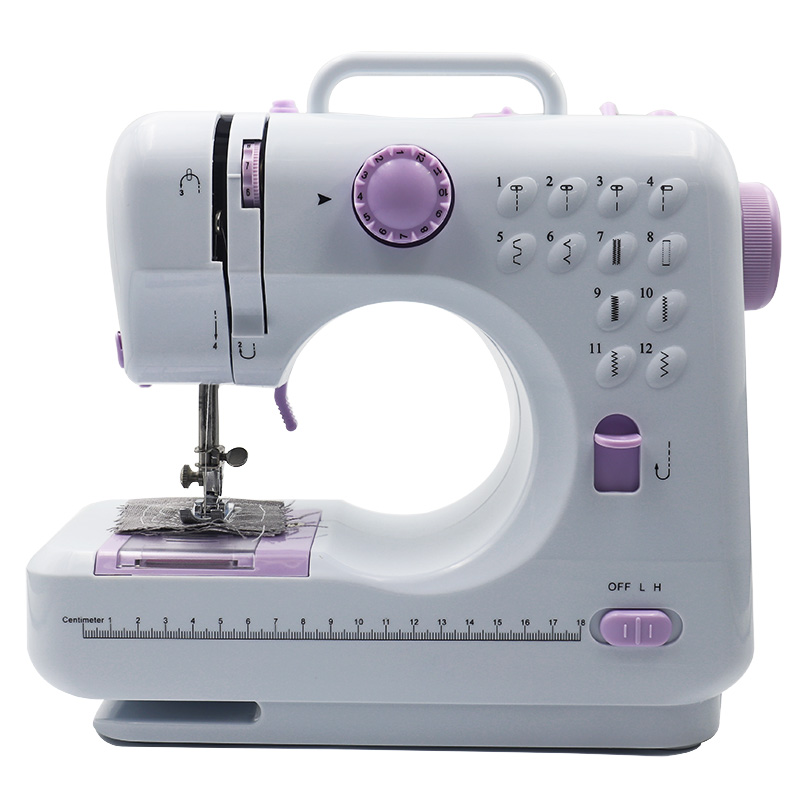 Chinese Brand Electric Portable Sewing Machine Wholesale Mini 12 Stitches Household Multifunction Sewing Machines For Home