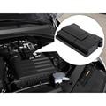 Крышка аккумуляторного отсека автомобильного электрода, пылезащитный чехол для Tiguan Golf Sportsvan Mk7 Passat B8 Touran, крышка аккумулятора
