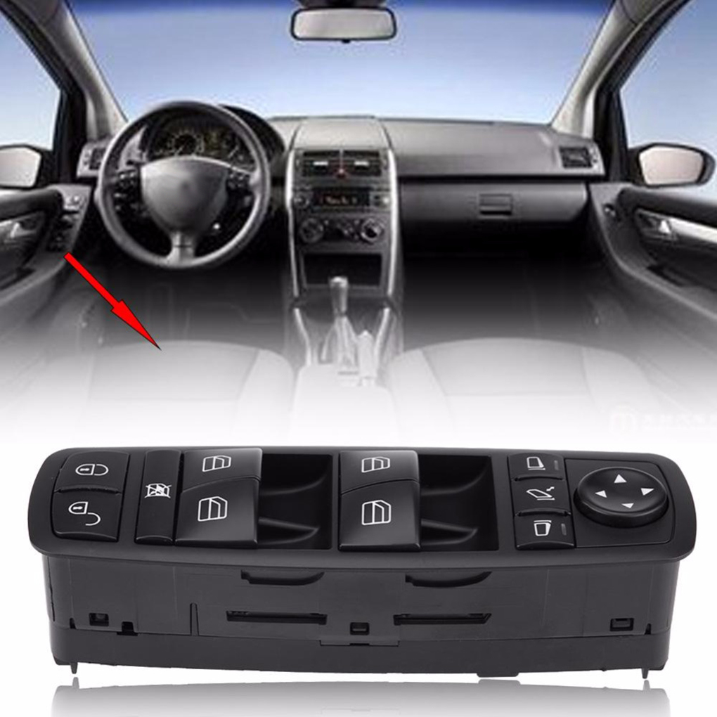 Replacement For Mercedes Benz W169 W245 Car Auto Electric Power Window Lift Switch <font><b>1698206710</b></font> image