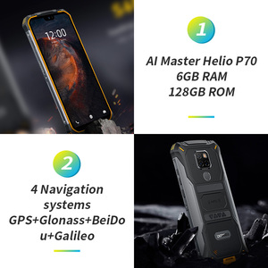 "Image 3 - Rugged Mobile Phone Doogee S68 Pro Helio P70 Octa core 6GB 128GB Wireless Charge 5.84"" IPS Display 6300mAh 12V/2A Smartphone"
