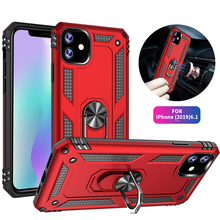 Car Magnetic Phone Case For iPhone 11 Pro Max 8 7 6S 6 Plus Cover Case For iPhone X XR XS Max Cases Adsorption Hard Back Case new iphone case for iphone 11 for iphone11 pro max 5 8 inches 6 1 inches 6 8 inches 6 6s 7 8 plus ix xr max x fashion back cover