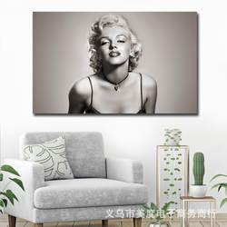 Сексуальная Монро бескаркасная картина Европа и Америка Лидер продаж/для дома декоративное живописное полотно настраиваемое