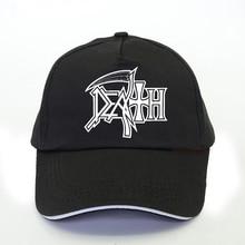 цена на Death metal band Baseball Cap Fashion Brand rock band Dad hat Summer DEATH ROCK BAND HEAVY METAL Unisex snapback hats