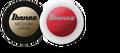 Ibanez круглой формы медиатор гитары, продажа по 1 шт. - фото