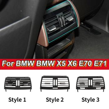 For BMW BMW X5 X6 E70 E71 08-13 ABS Rear Air Conditioning Exhaust Grille air conditioning outlet plate replace parts Accessories image