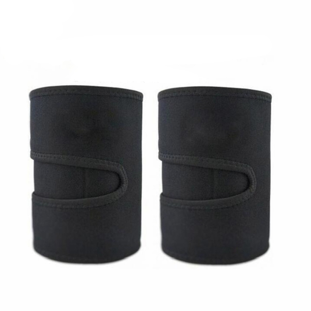 1 Pair Slimmer Legs Strap Belt Trimmer Sweat Band Leg Slimmer Weight Loss Neoprene Workout Corset Thigh Slimmer Tone Legs Strap 5
