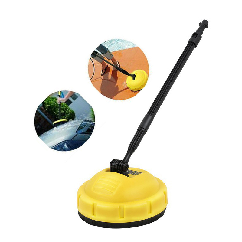For Karcher K2K3K4K5K6K7/LavorHigh Pressure Washer Rotary Surface Cleaner Jet Cleaning Floor Brush