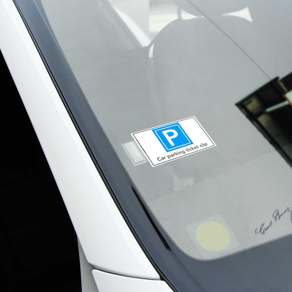 Otopark bilet tutucu klip Mazda 2 3 5 6 CX-3 CX5 CX-5 M2 M3 M5 M6 Atenza Miata MX5