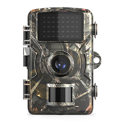 12MP 1080P Wildlife Hunting Trail and Game Camera Motion Activated Security Camera IP66 Night Vision Hunting Scouting Camera