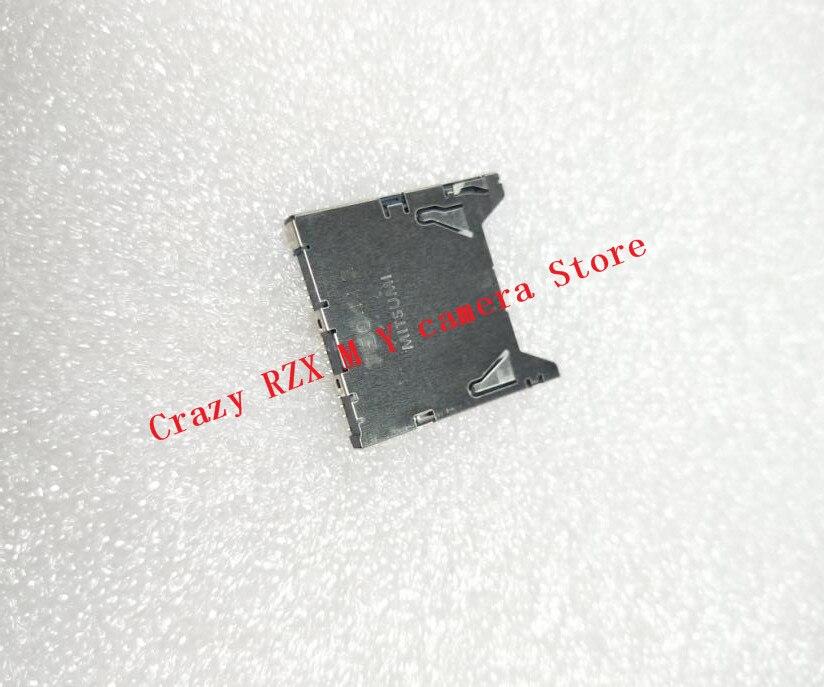 New SD Memory Card Slot Repair Parts For Nikon D5500 D5600 SLR