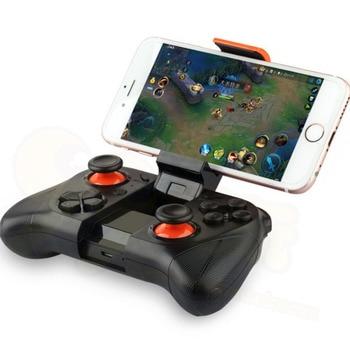 цена на Bluetooth Gamepad Wireless VR MOCUTE Controller 050 Mobile Joystick Smartphone Tablet PC Phone Smart TV