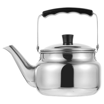 Czajnik wodny ze stali nierdzewnej czajnik na zewnątrz mrówka uchwyt czajnik do herbaty restauracja Hotel czajnik do herbaty tanie i dobre opinie CN (pochodzenie) Metal