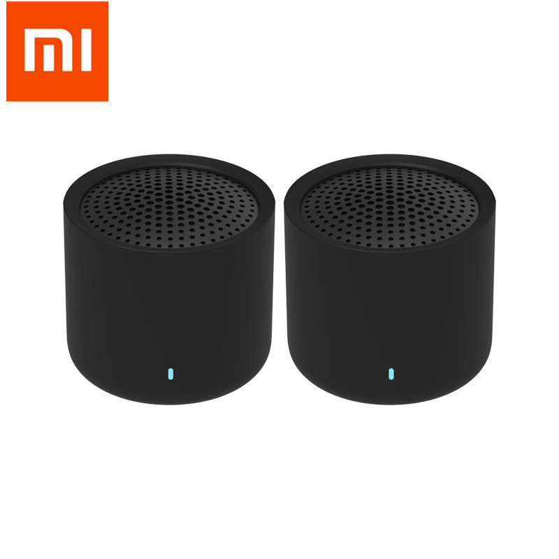 Xiaomi Wireless 2pcs/pair Speaker Portable Bluetooth 5.0 Dual stereo speakers High Definition with MIC Handsfree
