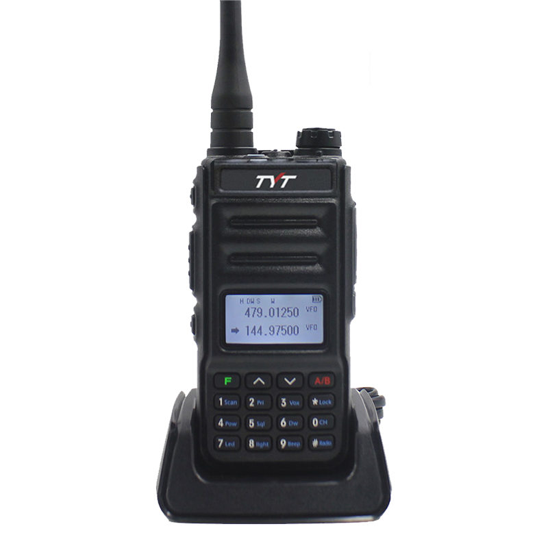 Transceptor handheld do transceptor TH UV88 136 mhz 174 400 mhz 5w da faixa dupla vox do walkie do talkie de tyt 480|Walkie-talkie|   -