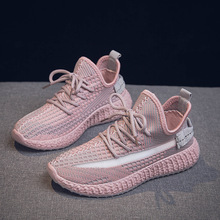 Summer Breathable Mesh Hollow Sports Shoes Casual Non-slip W