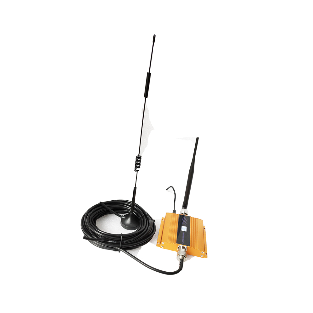 4G LTE Mobile Signal Booster Repeater 1800Mhz Cellphone Cellular GSM 1800 Cell Phone LCD Display + Sucker Antenna
