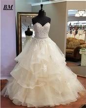 2019 Novos Vestidos Quinceanera vestido de Baile Beading Doce 16 Vestidos Formal Partido Prom Vestido Vestido De 15 Anos BM130